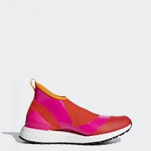 734af5bd Кроссовки для бега Ultraboost X All Terrain adidas by Stella McCartney  energy / shock pink /